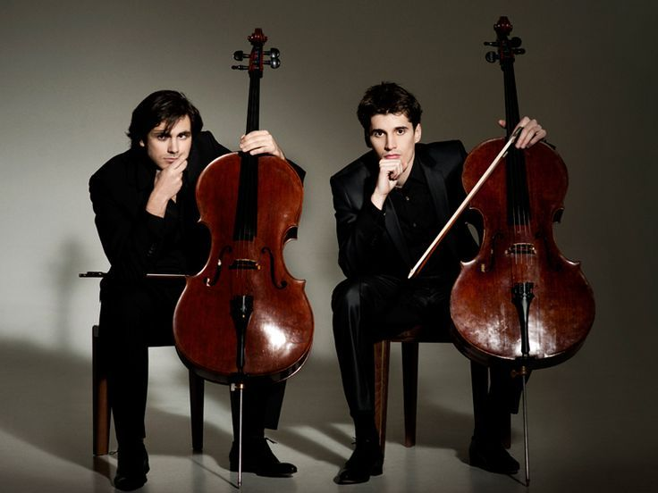 2 CELLOS - are two incredibly gifted musicians. They are my musical inspiration.#hunks #romance #books #bookhero #hero #romancebooks