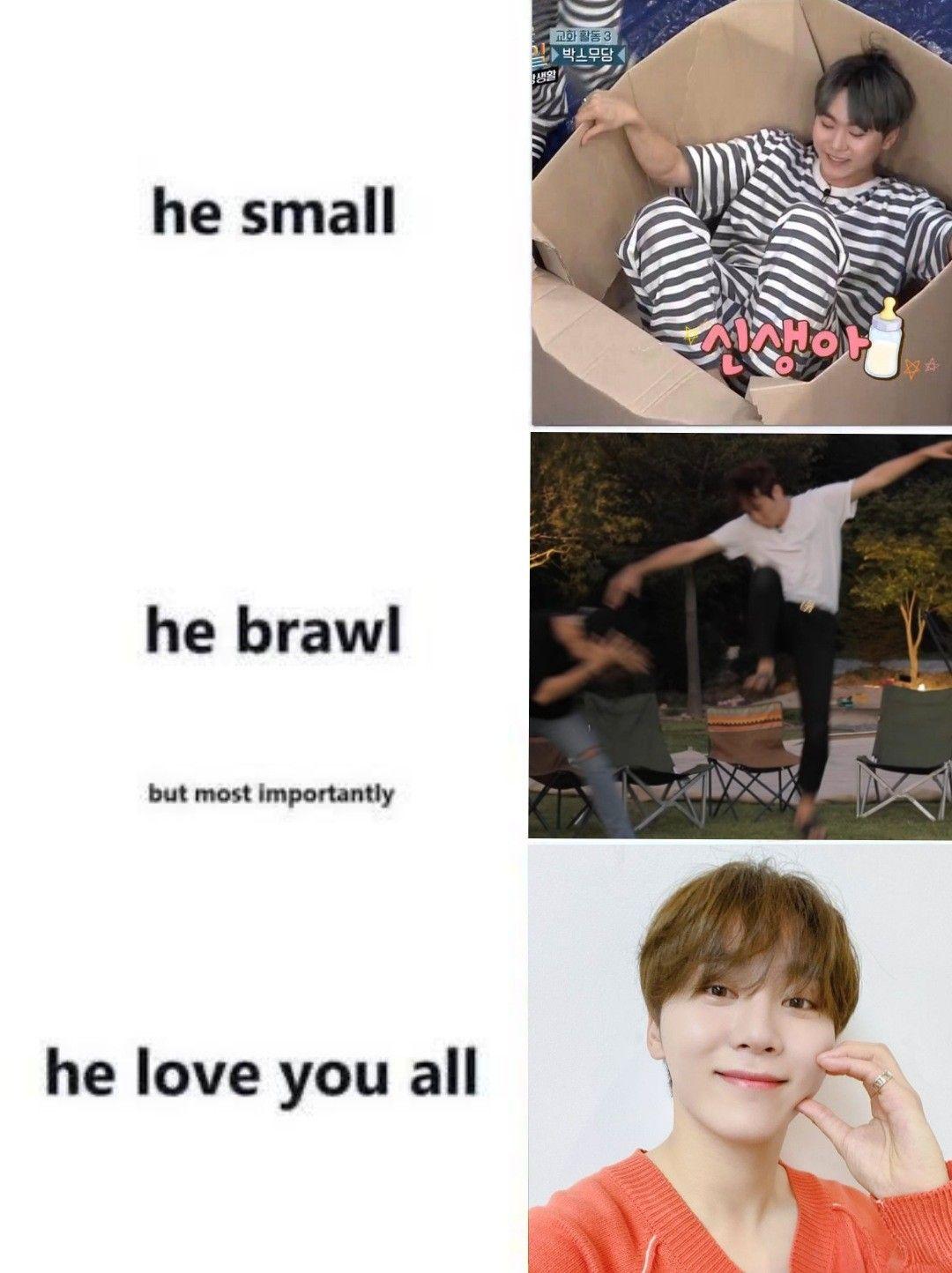 Boo Seungkwan In 2021 Seventeen Memes Seungkwan Funny Quotes
