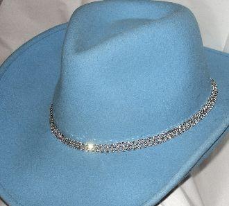 a01421624bc cowboy hat bands
