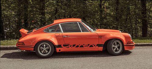 Porsche Days - Porsche 2,7 RS by F.Massart, via Flickr