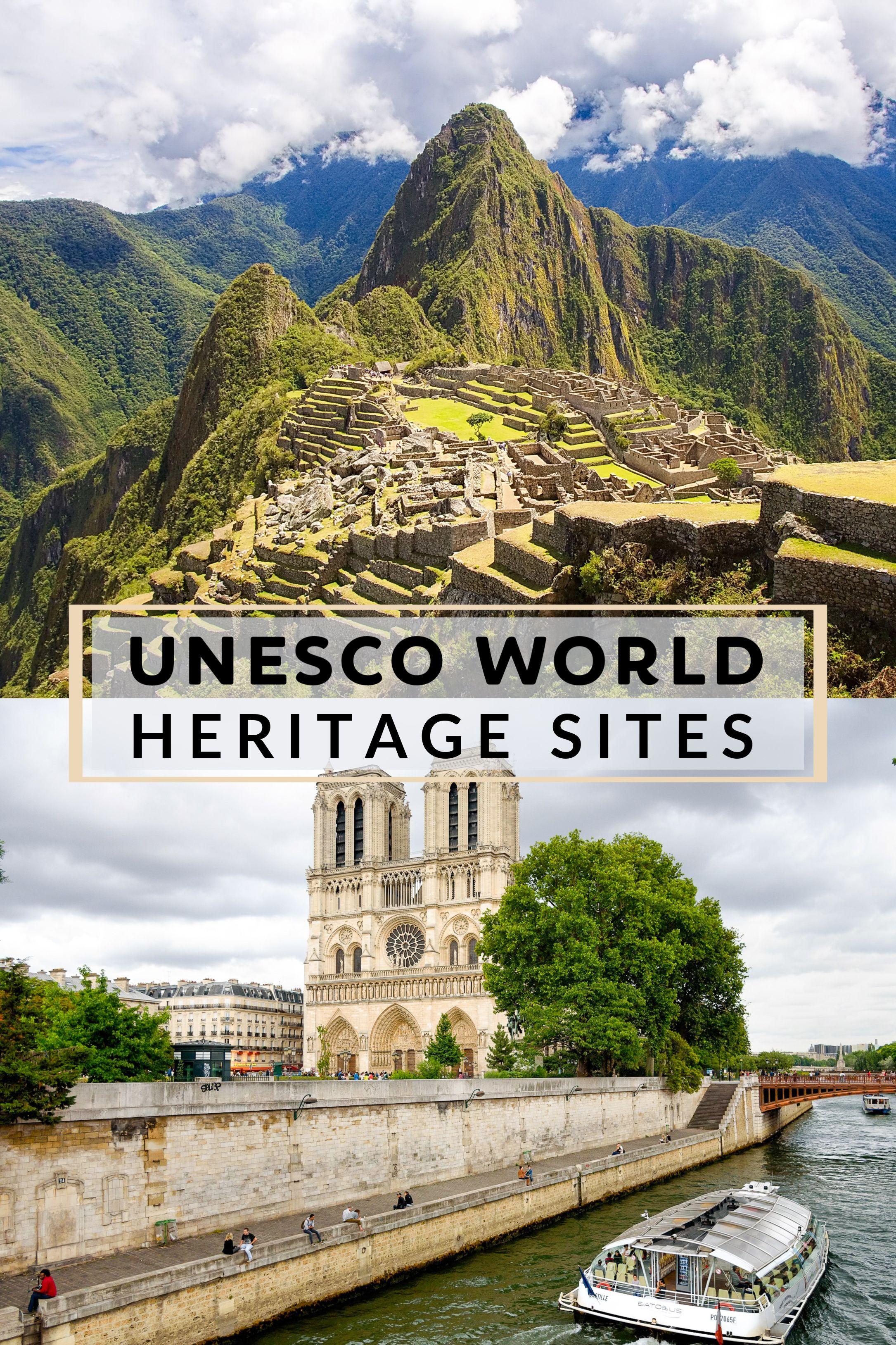 Most Beautiful Unesco World Heritage Sites World Heritage Sites Unesco World Heritage Site Unesco World Heritage