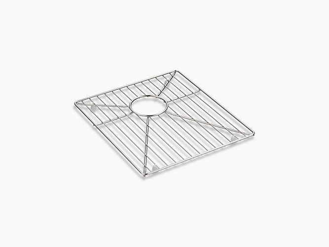 Kitchen X1 Vault Sink Rack For 36 Double Equal Apron