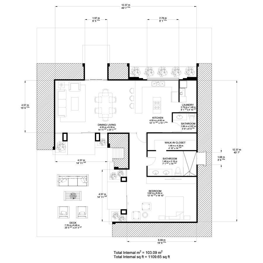 Terranova 1 Br Green Magic Homes Green Magic Homes House Floor Plans Floor Plans