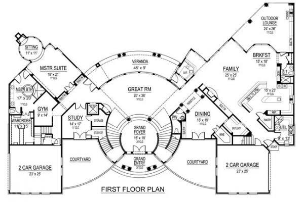 Mumbai House Plan Luxury Plan House Floor Plans Luxury House Plans