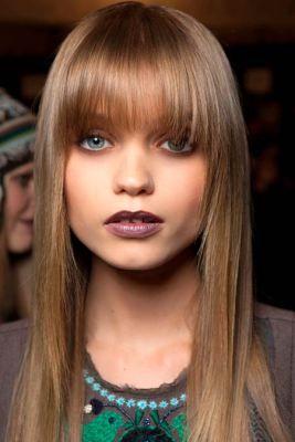 Butterscotch Brown Hair Color Fashion Style Pinterest Hair