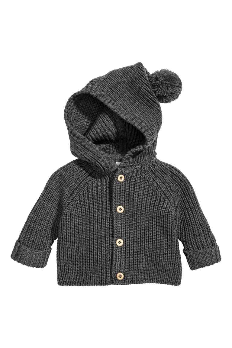 Soft merino wool cardigan | H&M | Pregnancy... | Pinterest ...