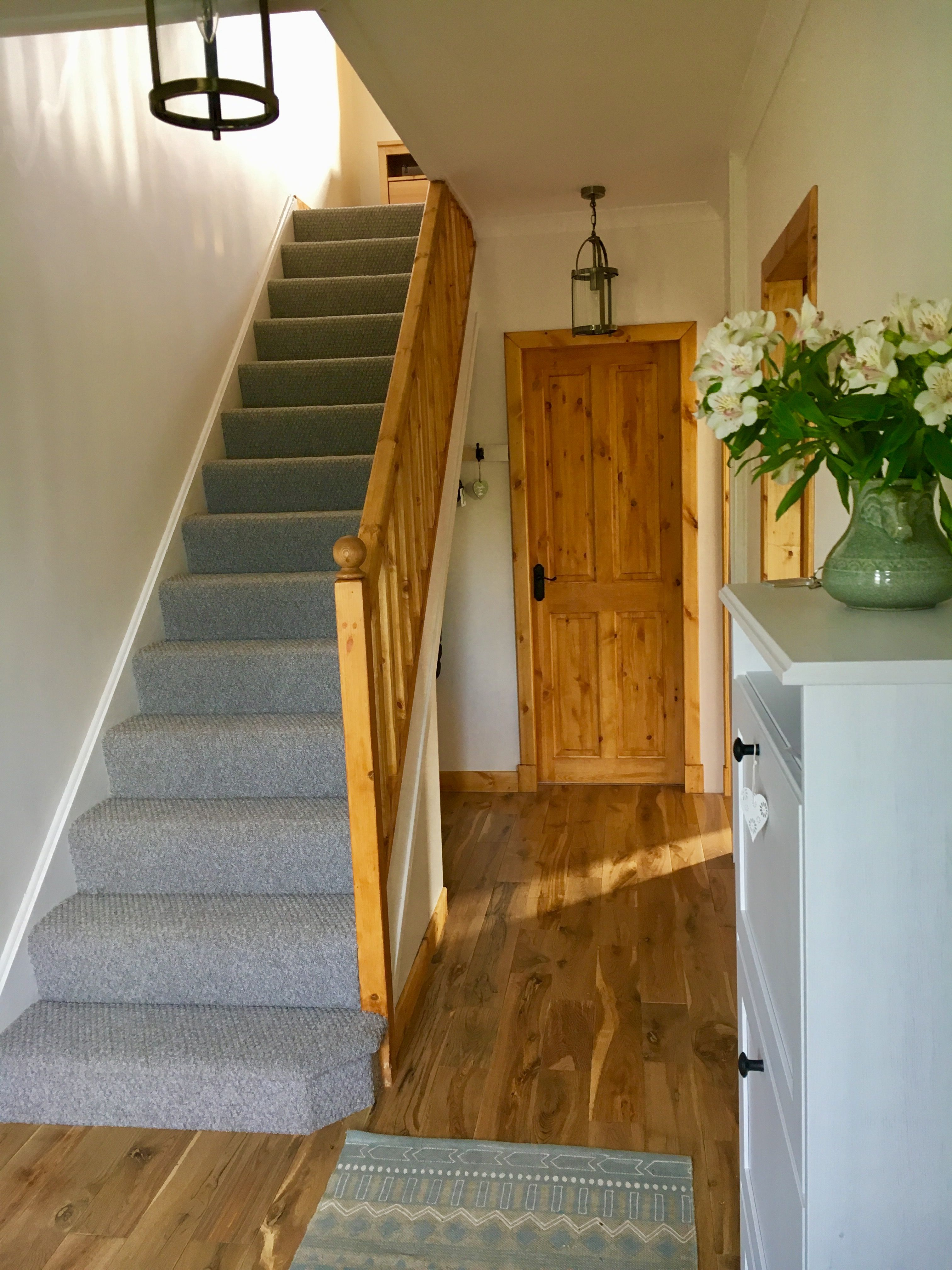 Love my new stairs and my beautiful