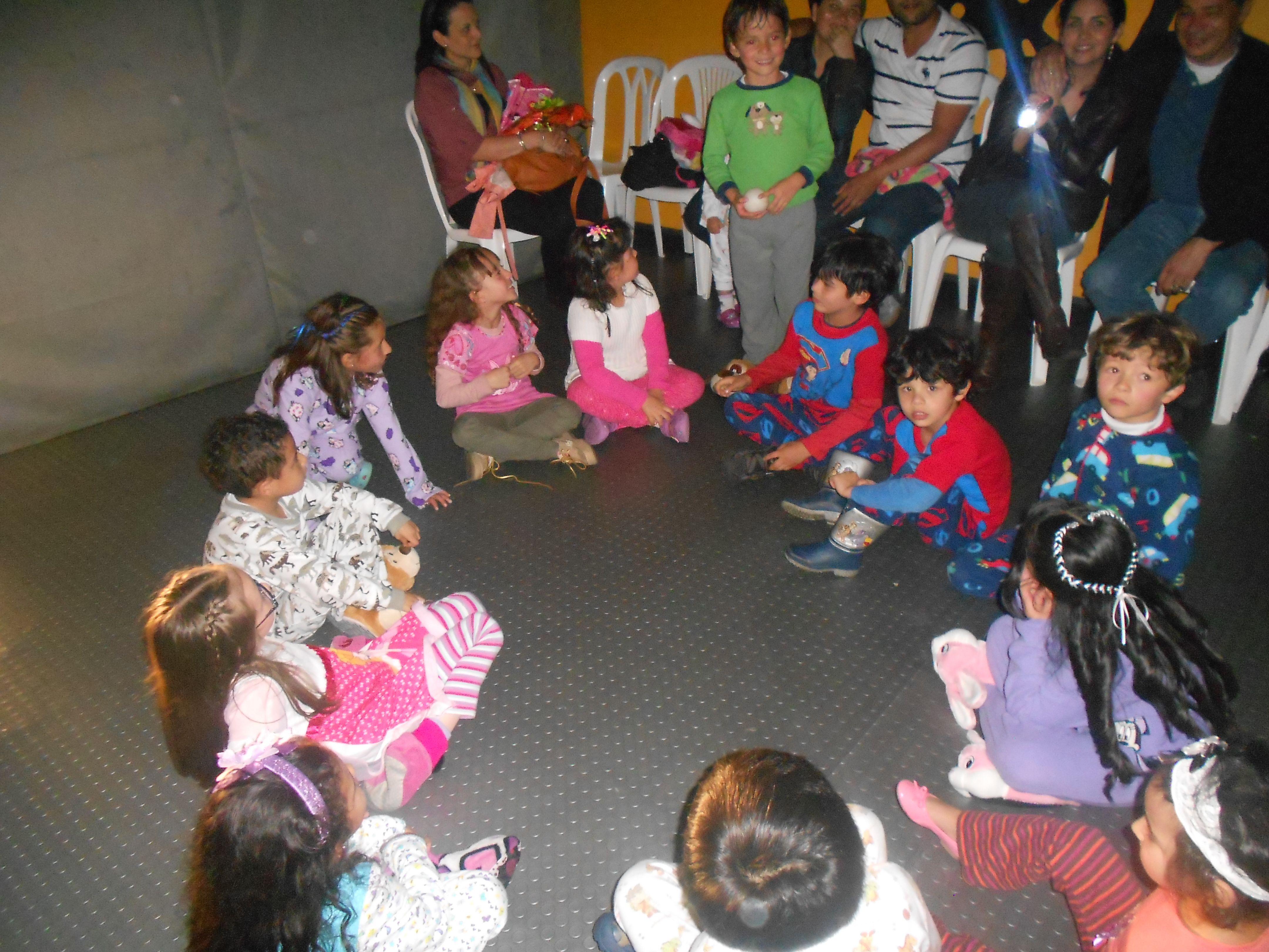 fiesta de pijamas SKE