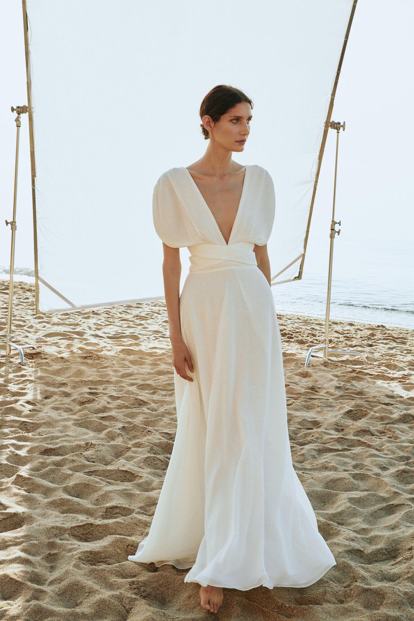 Wedding dress Liretta Sunrise 20. New Collection SERENITY by ...