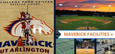 Mavericks Ut Arlington Uta Ncaa Division I Mens Basketball College Park Arlington