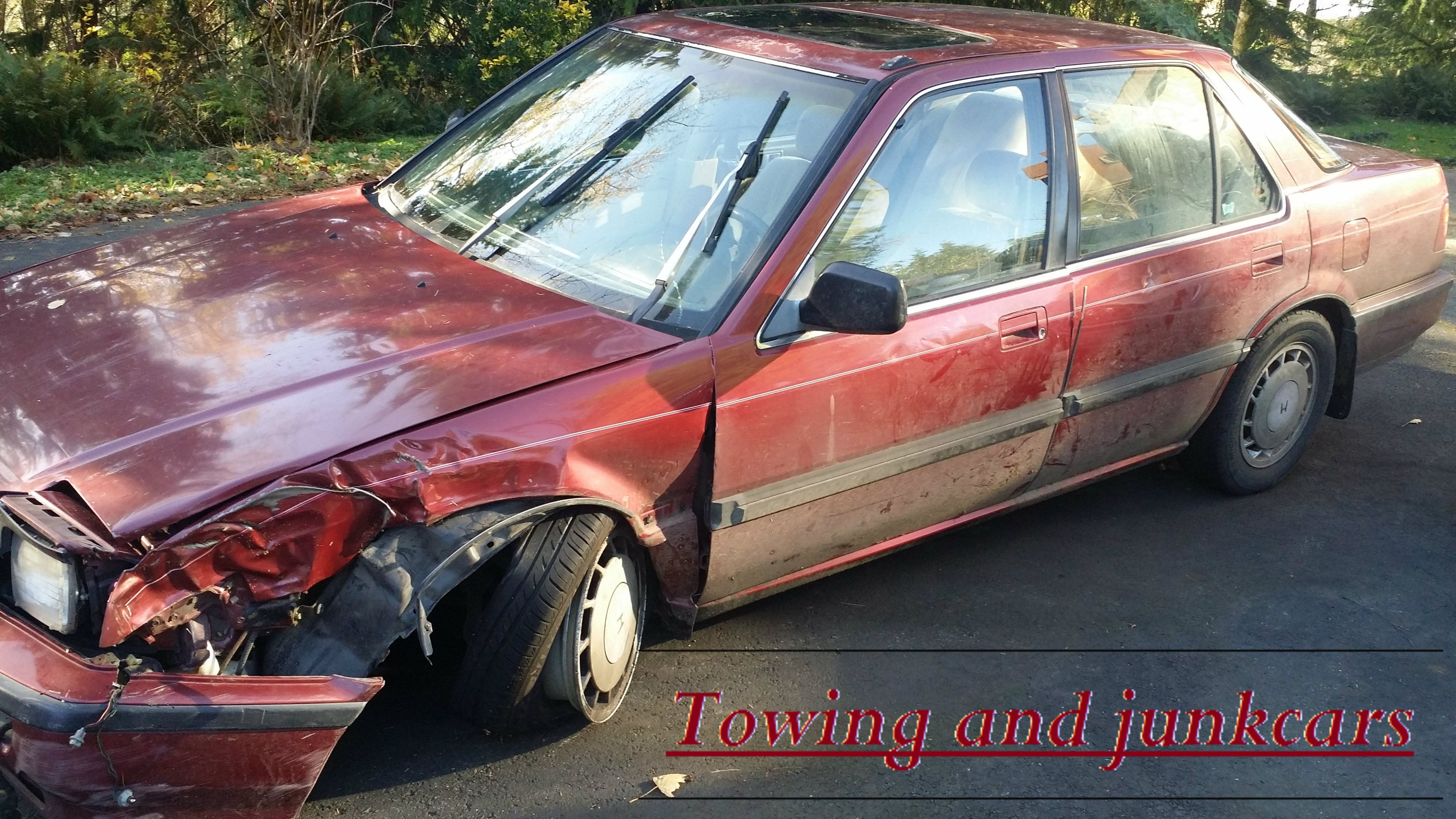 If You Are Looking For Junk Car Removal Company Then Towing And