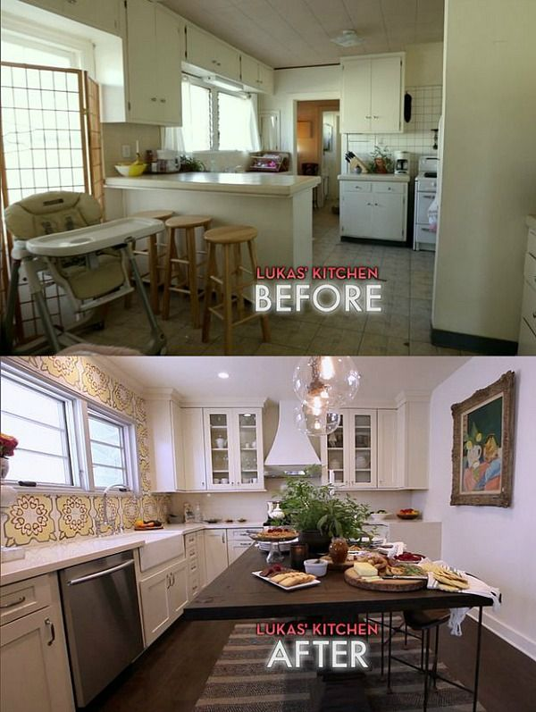 "The 70 000 Dream Kitchen Makeover: Spanish Bungalow Makeovers On ""American Dream Builders"