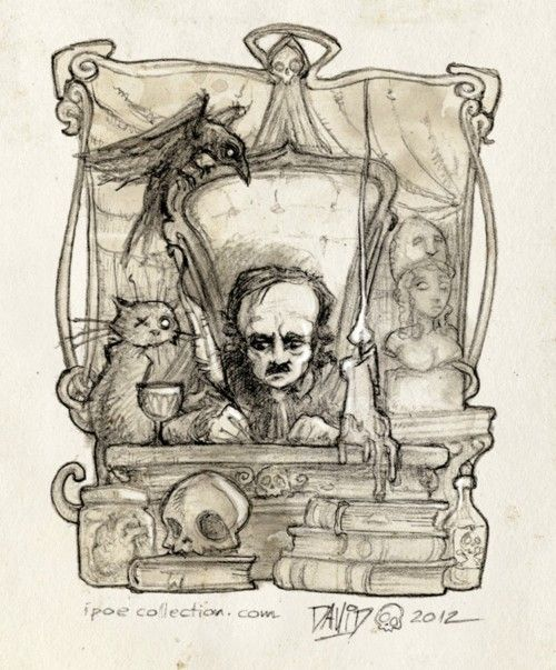 Sketch by david garcia for the ipoe collection