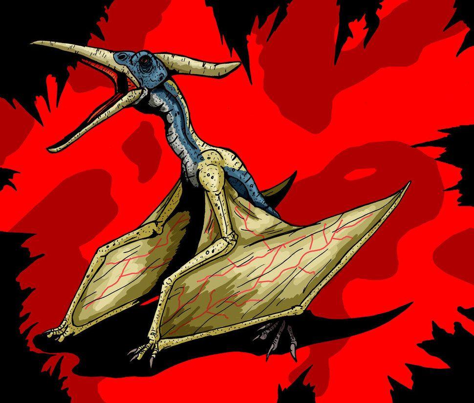 Jurassic park card 3 by chicagocubsfan24 on deviantart - Jurassic Park Pteranodon Longiceps By Hellraptor On Deviantart