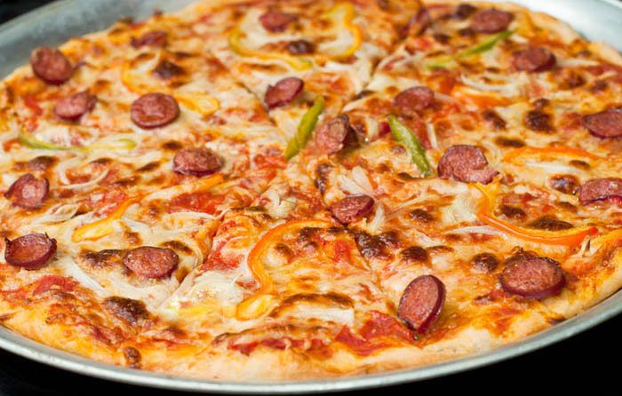 Cómo Hacer Pizza Casera Masa Para Pizza Comedera Recetas Tips Y Consejos Para Comer Mejor Receta Como Hacer Pizza Casera Hacer Pizza Casera Pizza Casera
