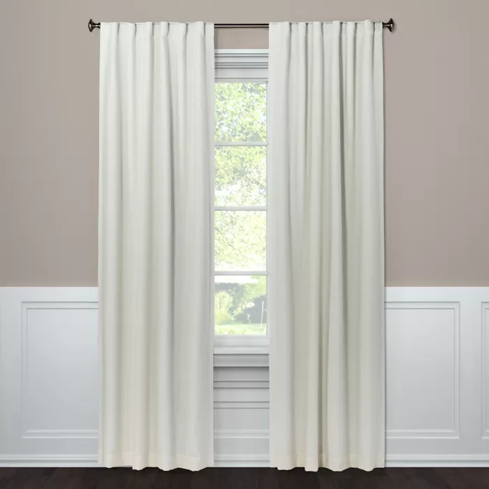 Aruba Blackout Curtain Panels Threshold In 2020 Curtains