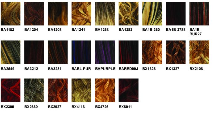 Bobbi Boss Balayage Color Chart Google Search With Images
