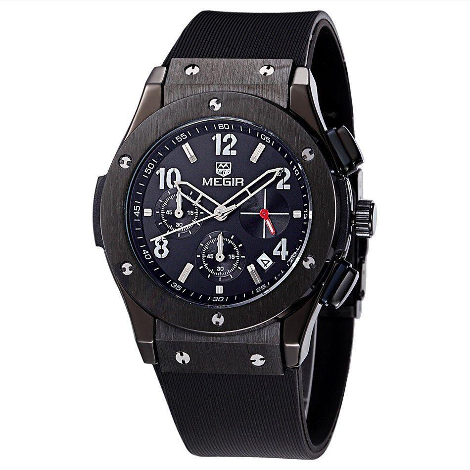 aca6178bfe9 Relógio Megir Silicon - Dali Relógios