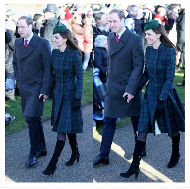 Kate Middleton annual Christmas service