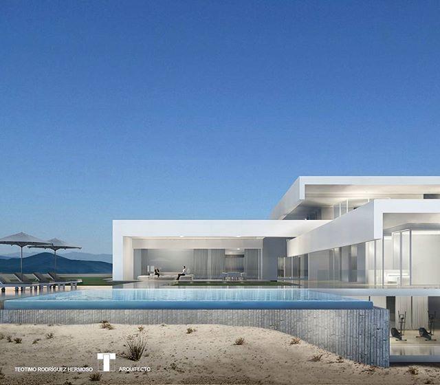 Pin By Mohamed O On Modern Villas In 2019