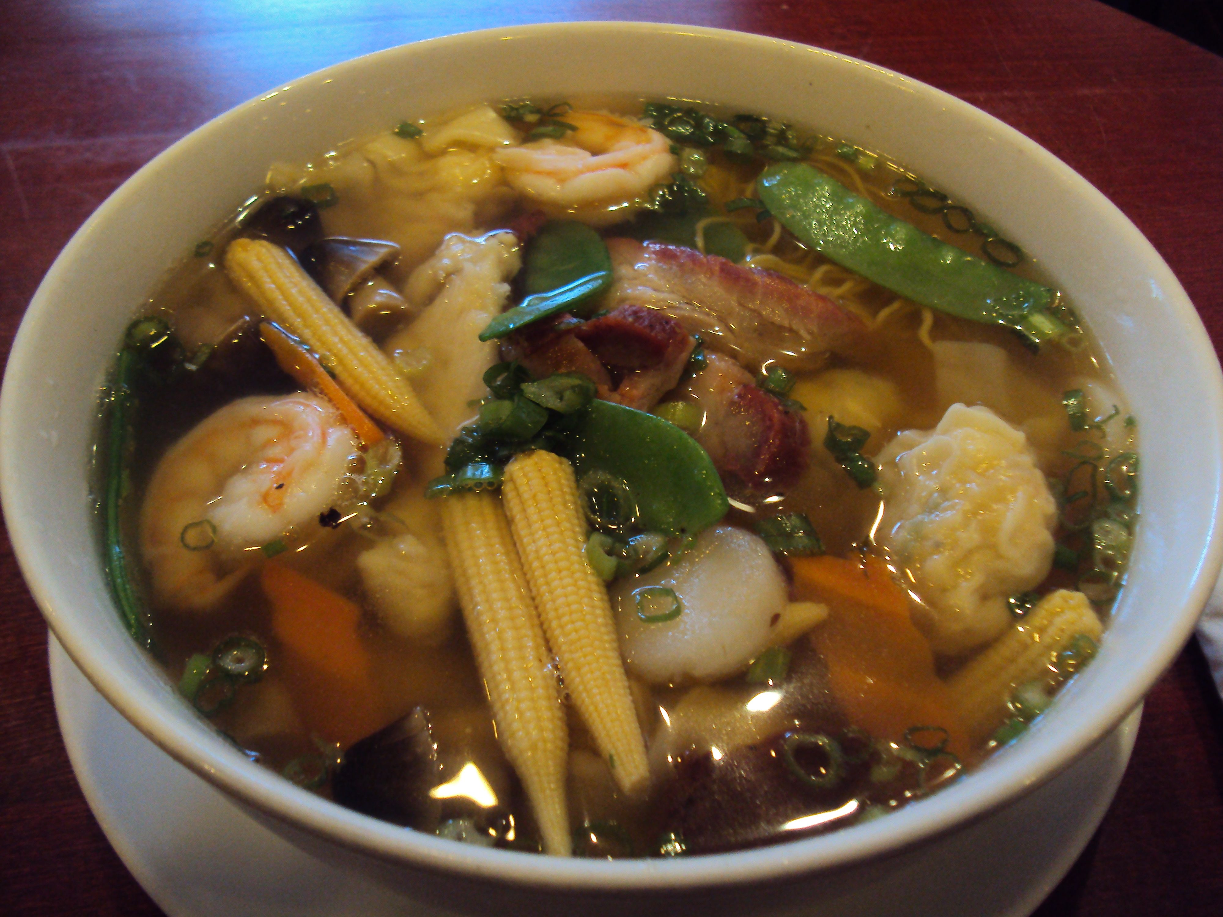 House Special Soup Oriental Dishes Food Best Food Ever
