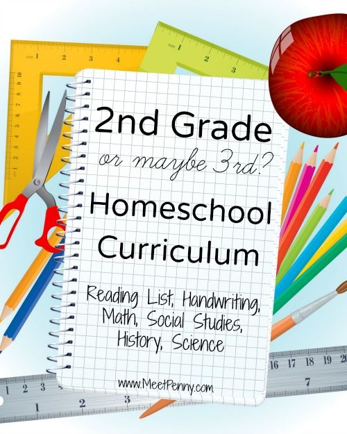 2nd Grade Or Is It 3rd Homeschool Curriculum Homeschool