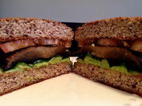 glutenfreehappytummy: SCD HAMBURGER BUNS! A Portobello Burger Extravaganza! GF, V, SCD, Paleo!