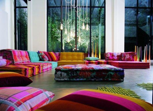 Mah Jong Sofa by Roche Bobois!! Dreamy!! Love it! | Kotiin ...