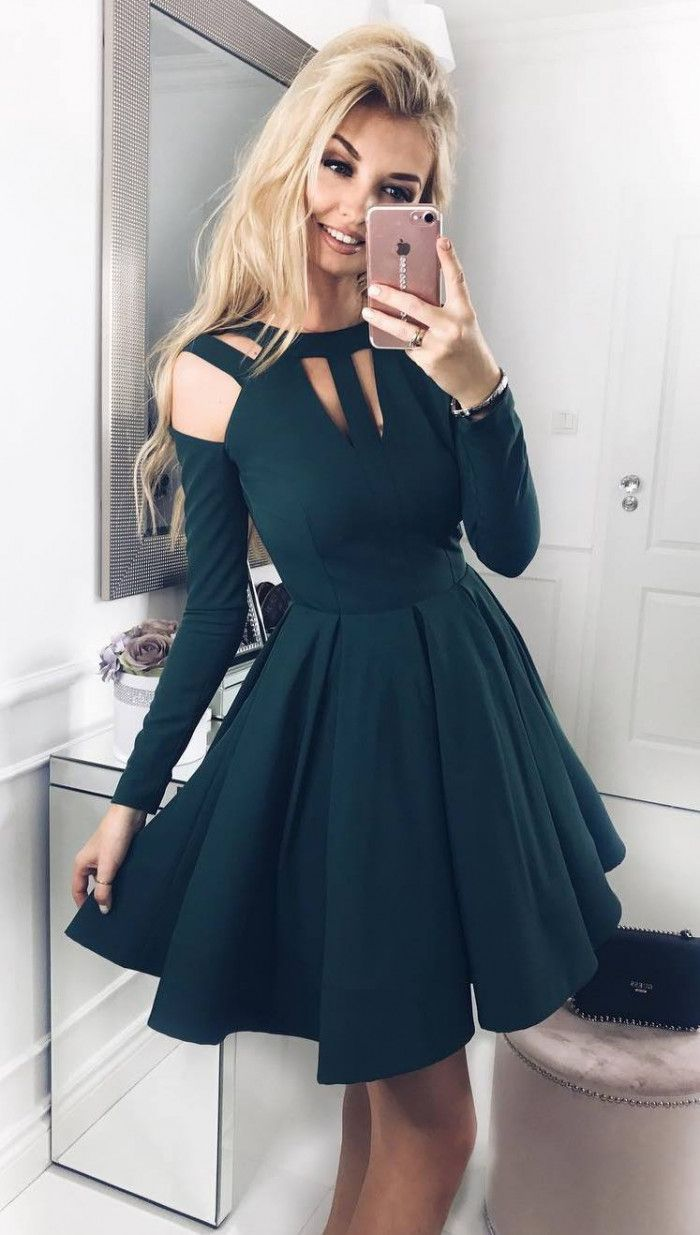 4 Festive Christmas Party Outfits To Copy Right Now  Dresses