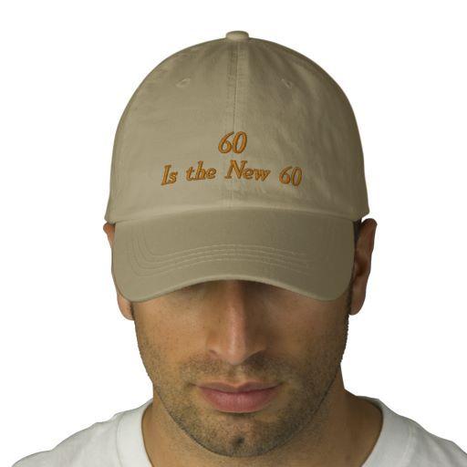 Funny 60th Birthday Hat