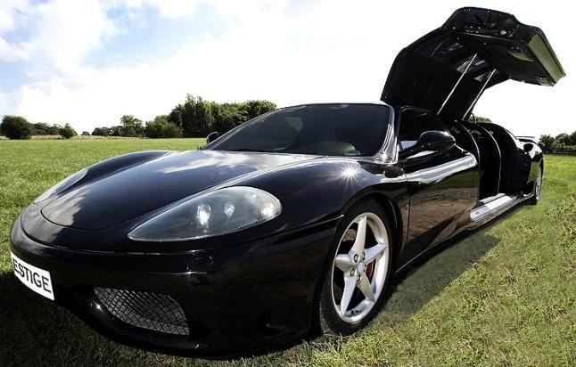 Ferrari Limosuine