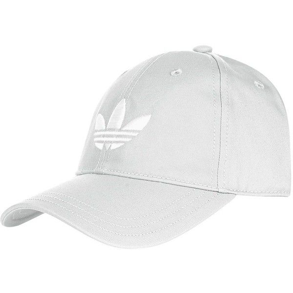 size 40 3a70b a29db Trefoil Cap by Adidas Originals ( 16) ❤ liked on Polyvore featuring  accessories, hats