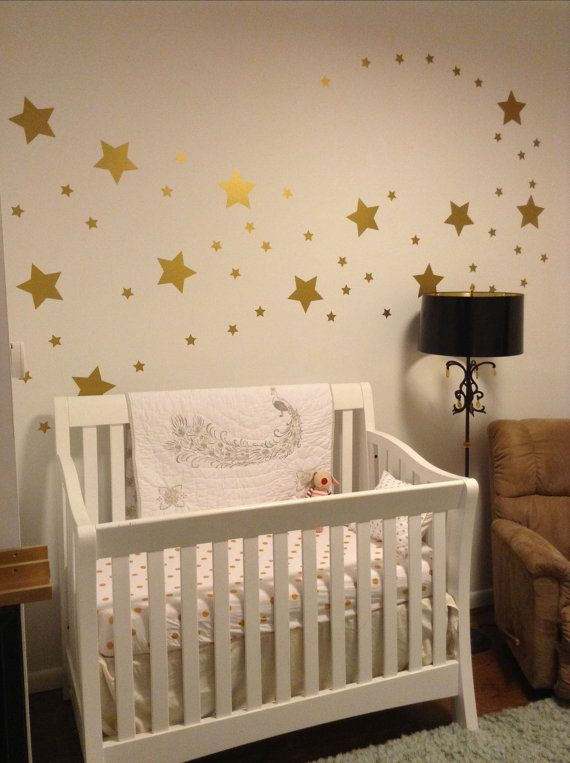 Stars Decal Star Wall Decals Shape Disney Magical Star Baby & Stars Decal Star Wall Decals Shape Disney Magical Star Baby Room ...