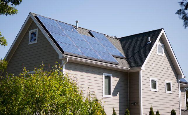 Home Solar Power Panels Systems Free Install Vivint Solar Solar Power House Solar