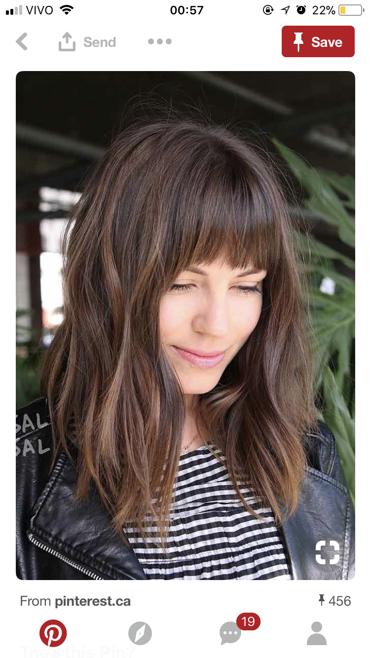 Pin by caro on hairs in pinterest hair medium hair