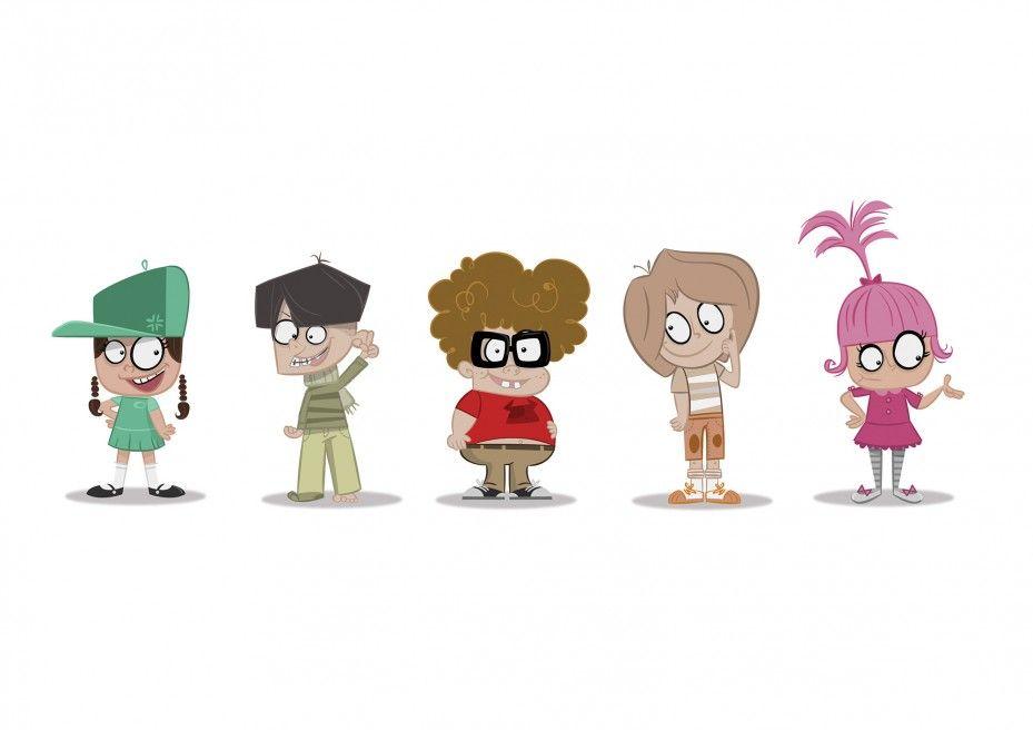 Kid Cartoon Characters #kid #character