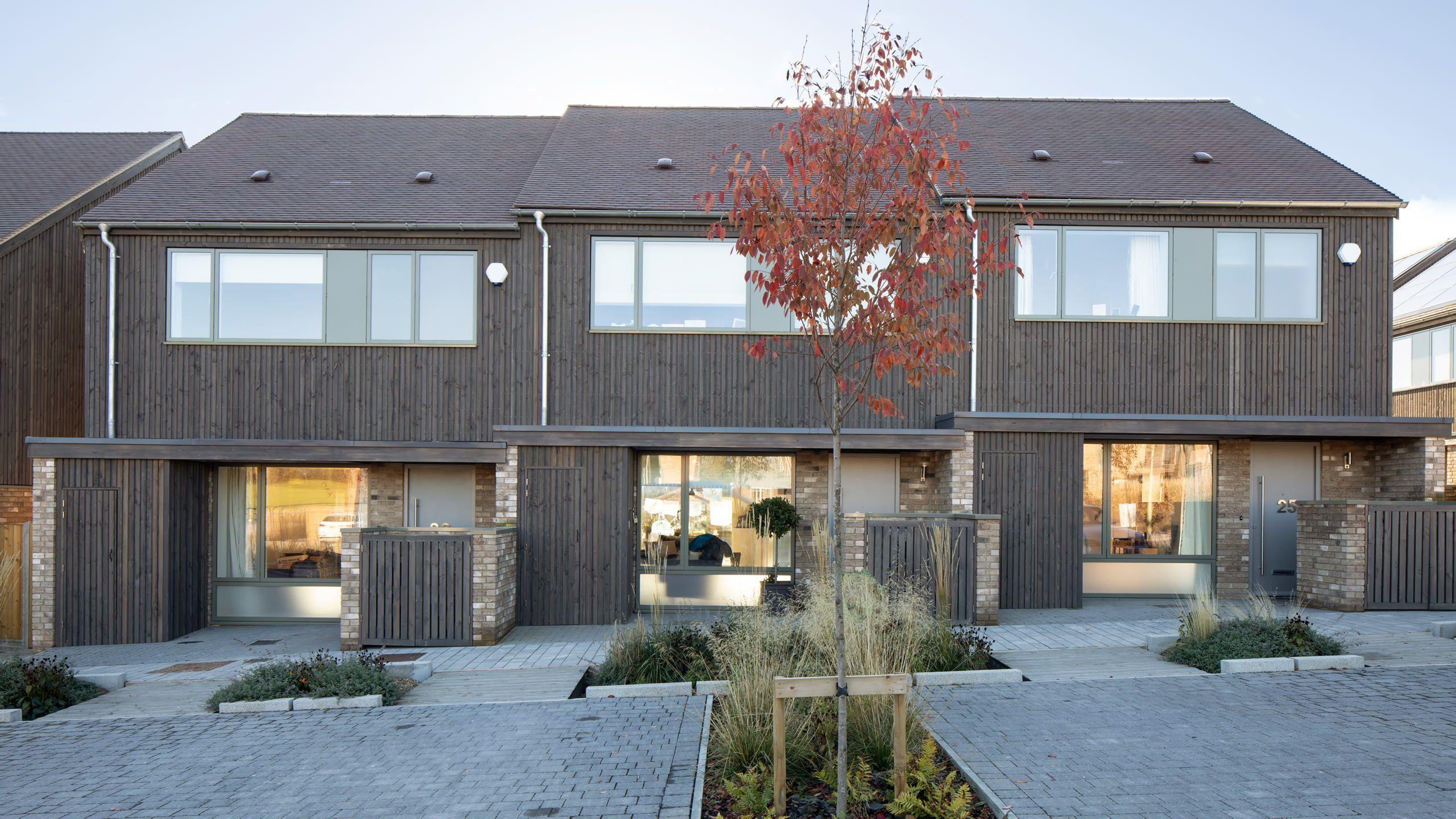 Lovedon Fields Hampshire Uk Residential Architecture Modern