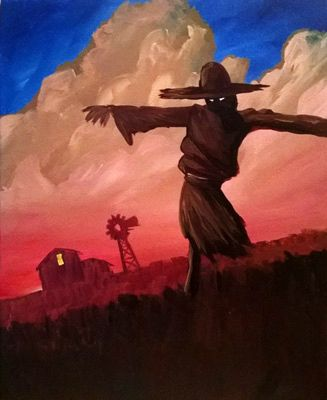 Paint Nite Events Near Undefined Scarecrow
