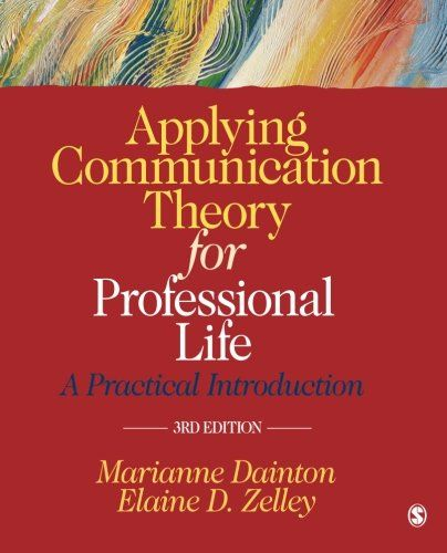 Download free applying communication theory for professional life a sage publications ebook available on redshelf download free applying communication theory for professional life a practical introduction pdf fandeluxe Choice Image