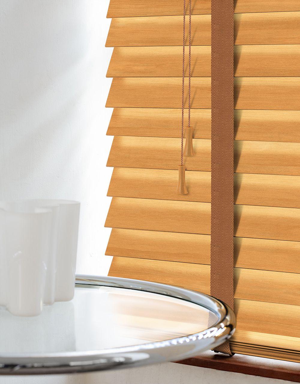 Cheapest Blinds Uk Ltd Premium Tuscan Oak Wood Venetians With