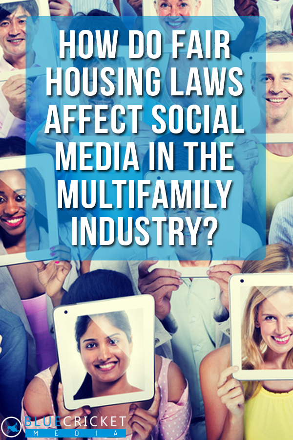 Social media is an incredibly powerful tool to help market your multifamily community, but you want to be sure that you are using it in a responsible and lawful manner. Follow a few simple guidelines to ensure you aren't discriminating against any of the 7 federally protected classes under the Fair Housing Act.