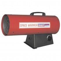 Sealey Lp100 Space Warmer Propane Heater 70 000 100 000 Btu Hr 110 230v Heater Propane Gas Heaters Space Heaters