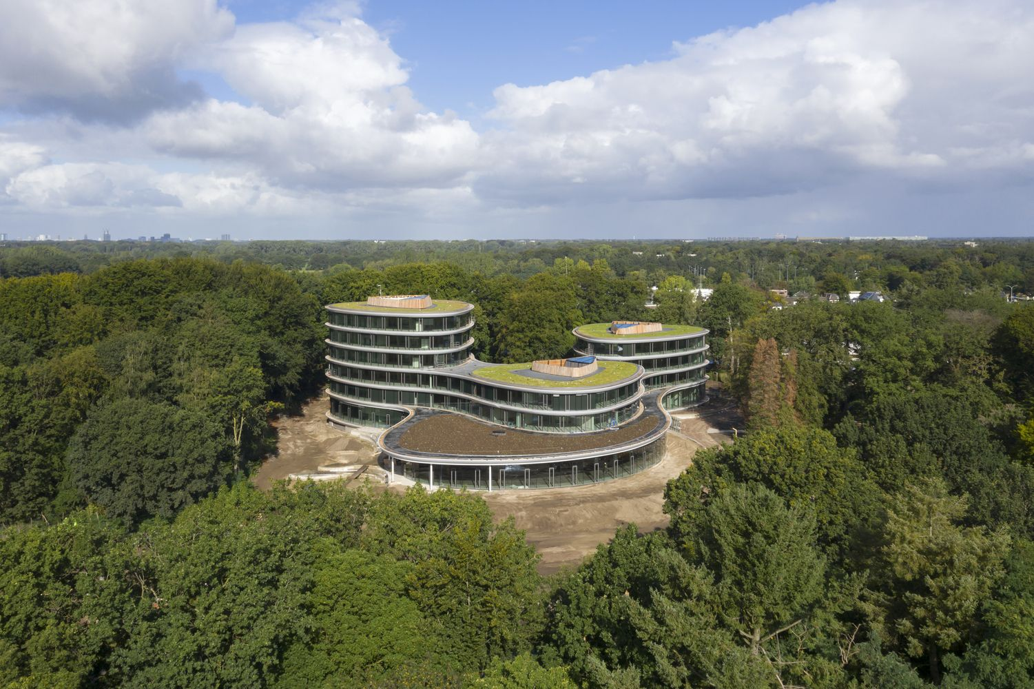 Gallery Of Triodos Bank Rau Architects 2 Architect Landscape Architect Gothic Cathedral