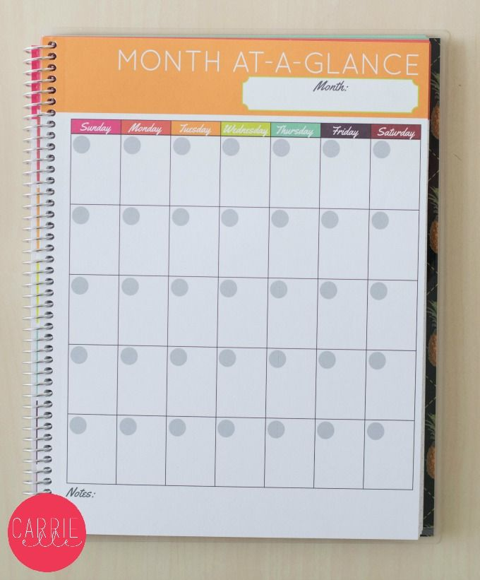How to Meal Plan for a Month Meals
