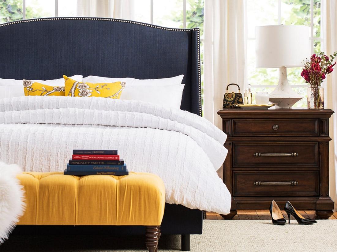 jossandmain.com | Traditional bedroom design, Traditional ...