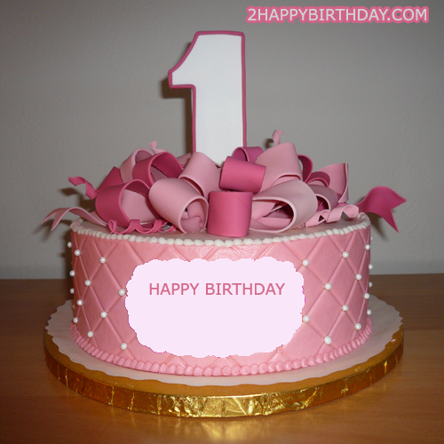 Are you celebrating the first birthday of your daughter Wish her