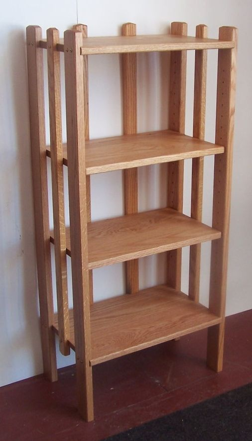 Bungalow Style Bookcases