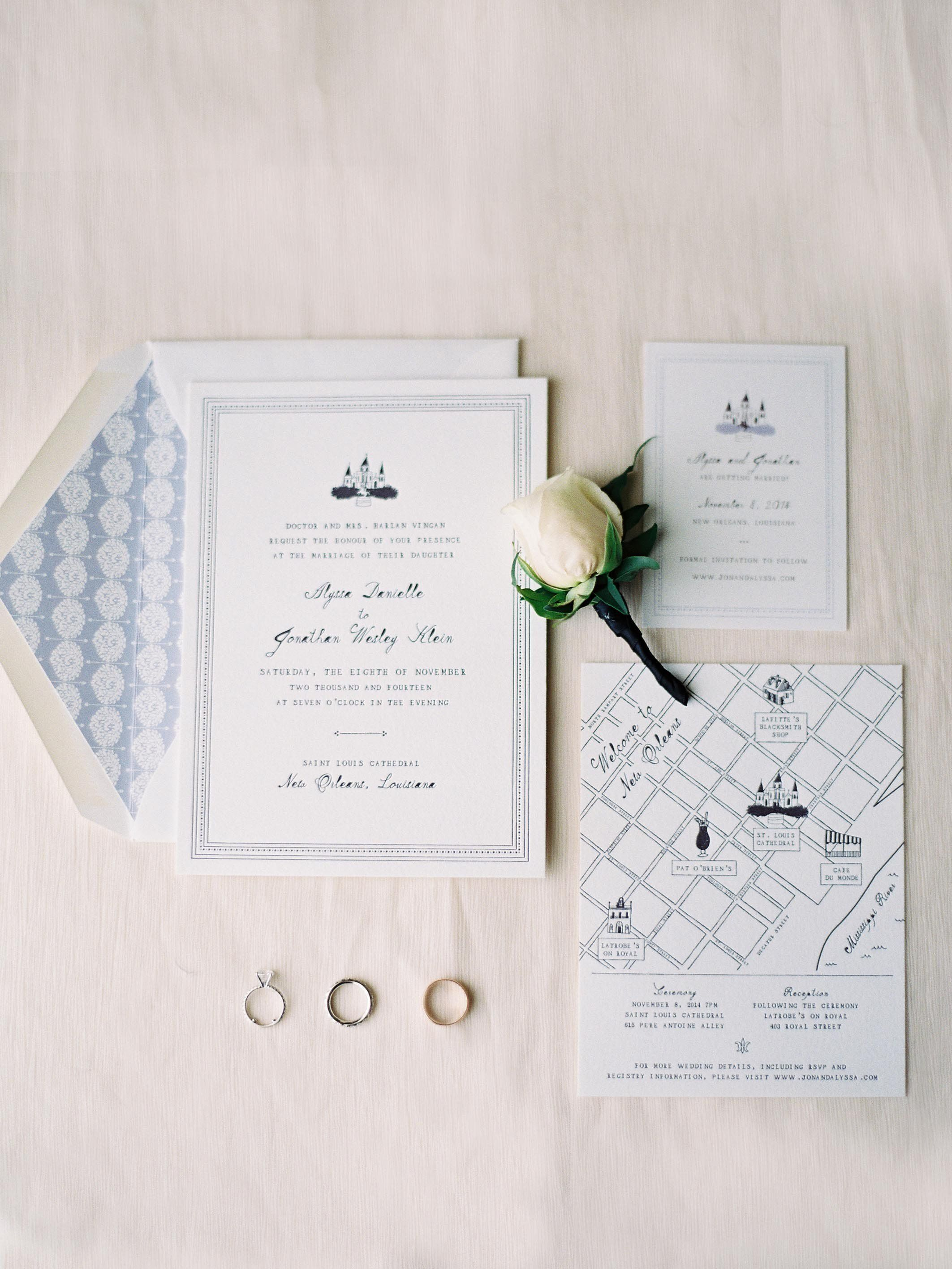 what do you say on wedding invitation%0A Why New Orleans u     French Quarter Is The Perfect Place to Say  u    I Do u