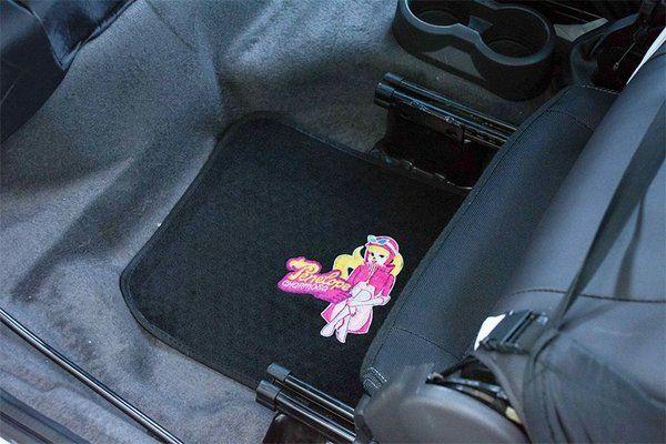 Tapete Para Carro Penelope Charmosa Carpete Com Borracha Universal Tapetes Para Carro Carros Feminino Carpete