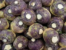 ABC's of Healthy Foods: Vegetables: R = Rutabaga: frequencies of migraines may be reduced and helps prevent epileptic seizures.
